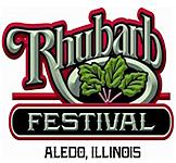 Rhubarb Festival in Illinois