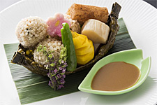 """Tastes of JAPAN by ANA"""