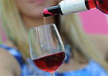 Bordeaux Fête le Vin in France