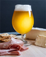 How to Host a Beer, Cheese & Charcuterie Pairing