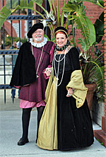 Spanish Wine Festival in St. Augustine, Florida