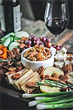 October Celebrates Texas Pecans and Texas Wines