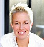 Elizabeth Falkner of Citizen Cake and Orson