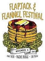 Flapjacks, Flannel, Beer, Traverse City, Michigan