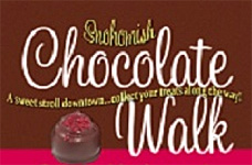 Chocolate Walk in Snohomish County