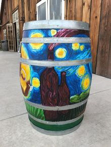 Painted Barrel Trail, Livermore Valley, California
