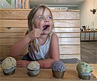 Louisiana - Hoodoo Ice Cream