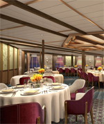 Dining on New Ultra-Luxury Expedition Ships