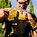 Beer in the Rockies of Canada